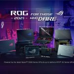 Daftar Laptop Gaming ROG Paling Inovatif di CES 2021