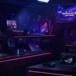ROG Citadel XV CES 2021 Virtual Pameran Interaktif