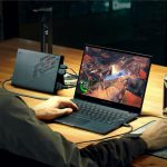 Teknologi Layar Inovatif Laptop Gaming ROG 2021