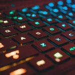 Kenal ROG Zephyrus S17 Laptop Gaming Keyboard Unik