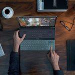 ASUS ZenBook Pro Duo 15 OLED UX582 Laptop Terbaik