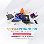 Belanja Laptop Mudah Nyaman Lewat ASUS Online Store